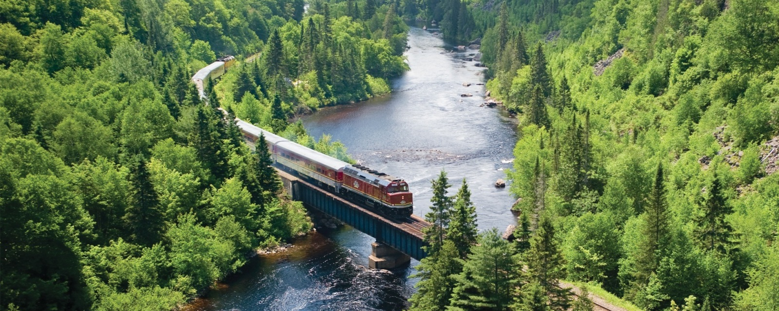 Agawa Canyon Tour Train (3 Day)